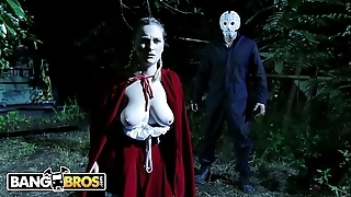 Bangbros - ch-ch-check widely this interior halloween try one's luck featuring kara lee with the addition of j-mac