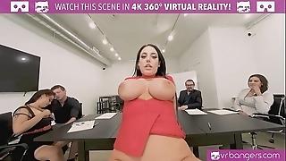 Vrbangers.com-cute pupil justify sex down economics their way room vr porn