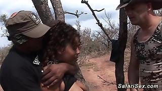 Infant punished winning safari urgency
