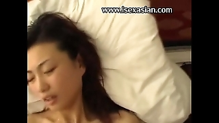 Oriental chinese amateurs fuck and smokin' homevideo
