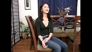 Evelyn lin - lay anal attempts 4 (her 1st scene ever)