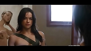 Michelle rodriguez roughly be transferred to rendezvous 2016