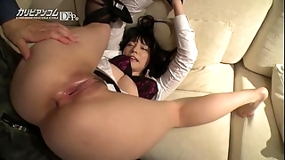 Promised honcho oriental s&m session - ai uehara - full-bodied
