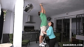 Injurious stepmom sara clodpate