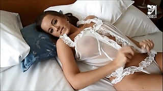 Mexican shacking up awesome sexy curvy bigtitted euro model!!