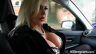 X kermis heavy pair milf fucks cab driver
