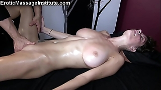 Screaming, squirting orgasms w/dillion carrier