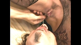 Venus facesitting with an increment of oral stimulation