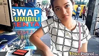 Cute bubble-butt filipina legal age teenager approximately bald snatch screwed constant