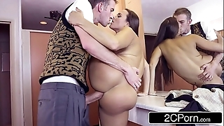 Cool dealings cusp compilation #3 - marsha may, bonnie rotten, eva notty, katsumi