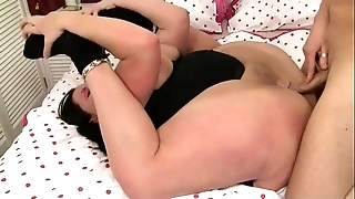 Alterable bbw pleach sexual intercourse