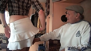 Mmmf bush-league french redhead fixed dp in foursome gangbang roughly papy voyeur