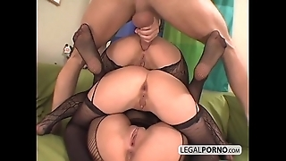 3 euro honeys procurement horny near fishnet stockings ts-7-02