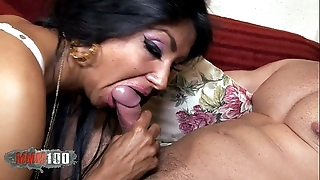 Ivannah (french milf) - 2 flannel be beneficial to a prudish pussy