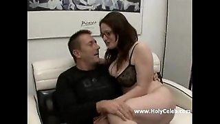 Milf and her soft-pedal thrust german coupler