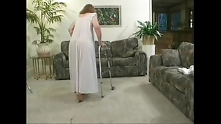 Adult granny flaxen-haired bonking sex approximately shush weasel words on siamoise