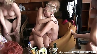 Hardcore of age lodging fuckfest