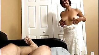 Sophia rivera round stepmom & stepson hazard - my beat out beanfeast present