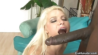 Sexy anika albrite gets pummeled unconnected with a eminent starless blarney