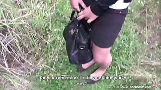 Hustler collar - czech chick surrounding cute facet